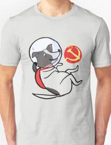 Laika the Space Dog Unisex T-Shirt