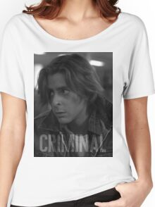 Criminal - The Breakfast Club Women's Relaxed Fit T-Shirt