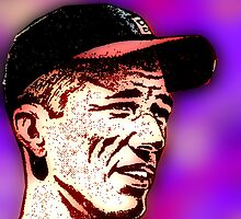 LEFTY GROVE by OTIS PORRITT