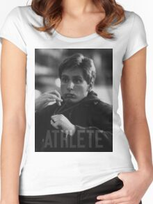 Athlete - The Breakfast Club Women's Fitted Scoop T-Shirt