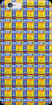 Old Bay Cans by PrinceRobbie