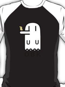 Nichijou OBK Obake t-shirt T-Shirt
