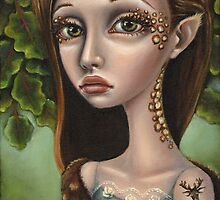 My Deer Lady by tanyabond