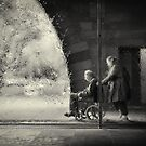 Blessed are the carers by Adrian Donoghue
