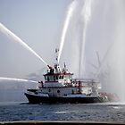 Ship Spray by photogart