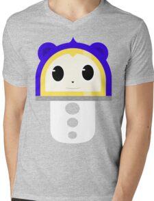 Persona 4 Teddie/Kuma shirt Mens V-Neck T-Shirt
