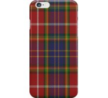 01655 Stephane Beguinot Tartan Fabric Print Iphone Case iPhone Case/Skin