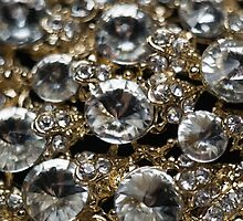 Diamonds and Gold SuperMacro 11 by AnnArtshock