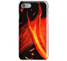 Fire Sky iPhone Case/Skin