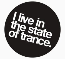 I Live In The State Of Trance by DropBass