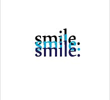 Smile by kicsijahmeky