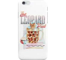 The Leopard Pint iPhone Case/Skin