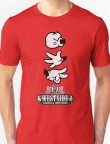 West Side (Rock-Paper-Scissors) T-Shirt