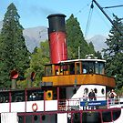 Earnslaw Queenstown (5) by kalaryder