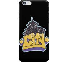 Skyline Destroyer Graffiti Case iPhone Case/Skin