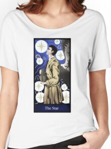 Castiel- The Star Women's Relaxed Fit T-Shirt