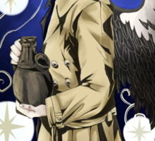 Castiel- The Star Sticker