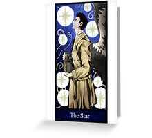 Castiel- The Star Greeting Card