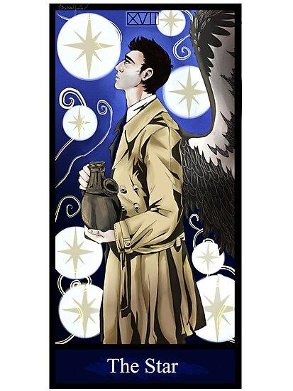 Castiel- The Star by Chelsea Jones