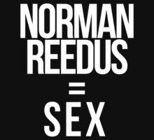 Fangirl Math: Reedus = Sex by eltrk