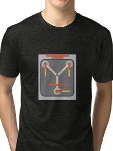 Flux Capacitor Tri-blend T-Shirt