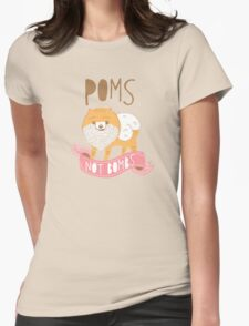 Poms Not Bombs T-Shirt