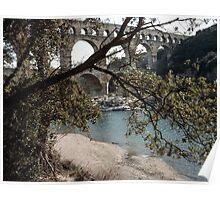 Pont du Gard 19840304 0005m Poster