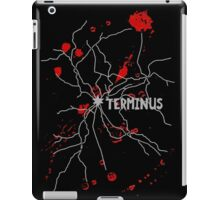 Terminus Map iPad Case/Skin