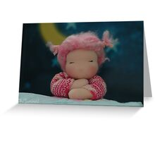 Baby Layla by Oh, Juniper! Greeting Card
