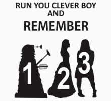 Run You Clever Boy And Remember by rycbar321