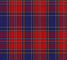 01694 Blais Tartan Fabric Print Iphone Case by Detnecs2013