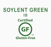 Soylent Green is Gluten Free by Jessicamonnich