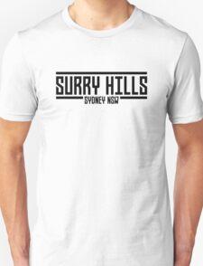 Surry Hills Unisex T-Shirt