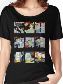 Fight Club Air Manual Women's Relaxed Fit T-Shirt