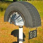 Half a Tyre Box by Penny Smith