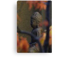 """Budda"" Canvas Print"
