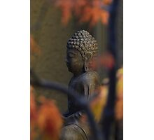 """Budda"" Photographic Print"