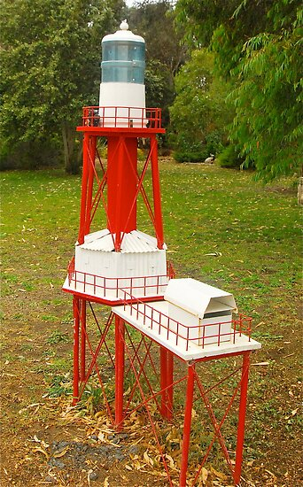 Lighthouse Box by Penny Smith