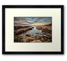 Bellerive Bluff Sunrise #14 Framed Print