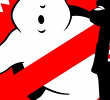 Matty x Ghostbusters Sticker