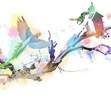 Bird  by sankos