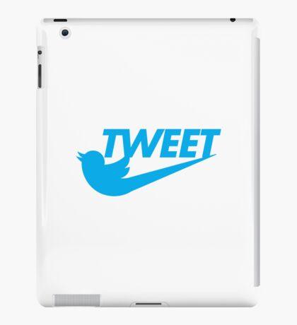 Tweet iPad Case/Skin