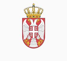 Lesser Coat of Arms of Serbia Unisex T-Shirt