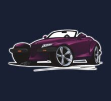 Plymouth Prowler Purple One Piece - Short Sleeve