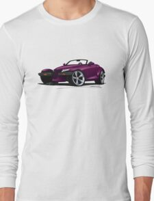 Plymouth Prowler Purple Long Sleeve T-Shirt