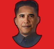 Obama-Kim Jong Un Unisex T-Shirt