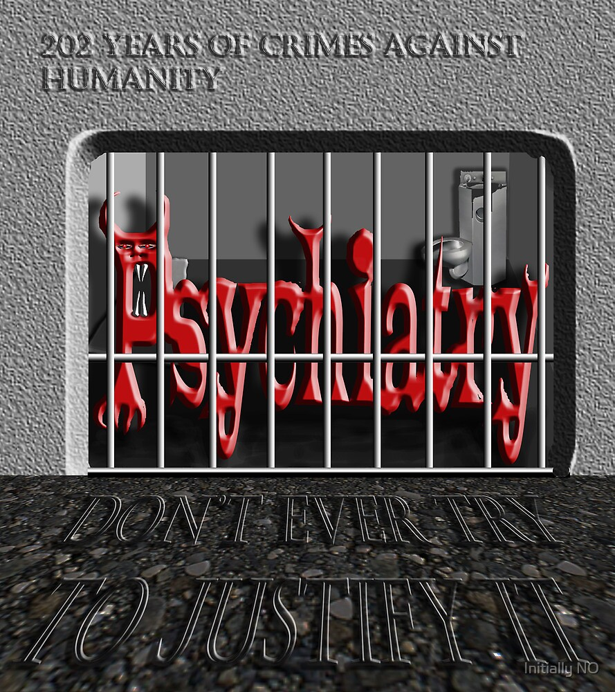 Psychiatry in jail! by Initially NO