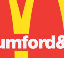 Mumford and Sons - i'm folkin' it Sticker