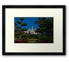 Vietnam. Ho Chi Minh City (Saigon). Former City Hall. Framed Print