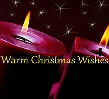 Warm Christmas Wishes by Barbny
